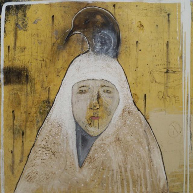 , 'Personaje de sal,' 2017, Lux Perpetua Art Centre
