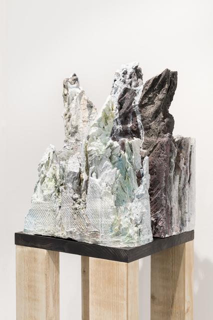 , 'Kailash (Himalaya Range),' 2015, LAMB Arts