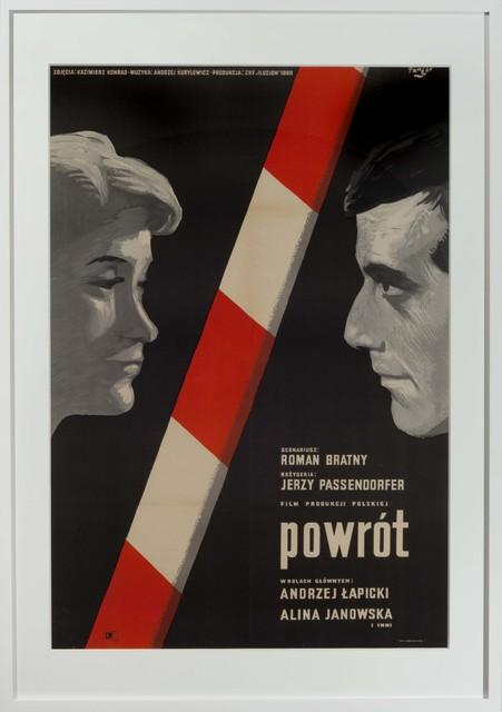 Wojciech Fangor, 'Powrot', 1960, GNYP Gallery