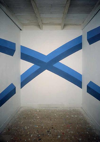 , 'Omslag,' 2014, Galerie Bart