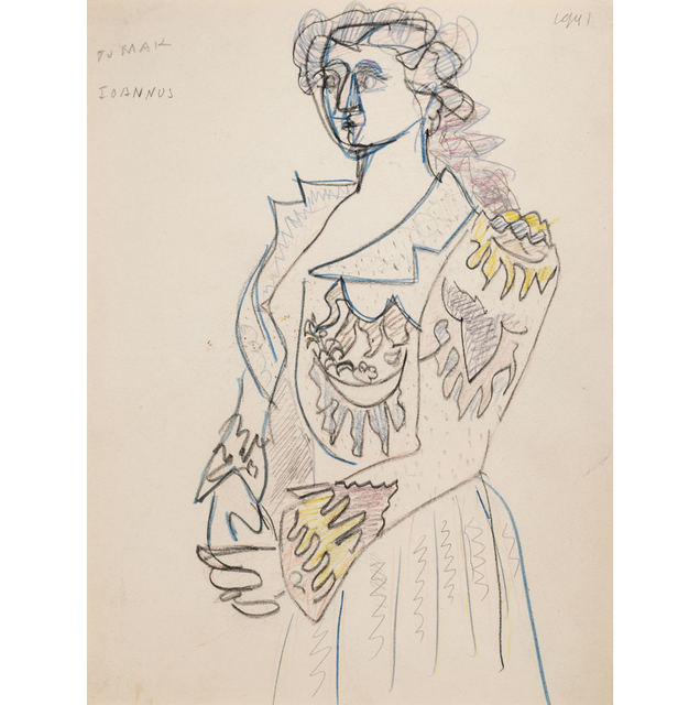 , 'Marya,' 1941, Allan Stone Projects