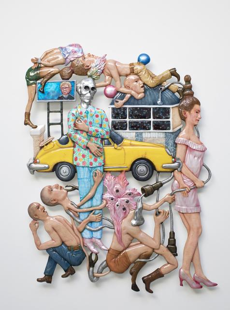 Entang Wiharso, 'Shrouds Have No Pockets', 2017, A3 Arndt Art Agency
