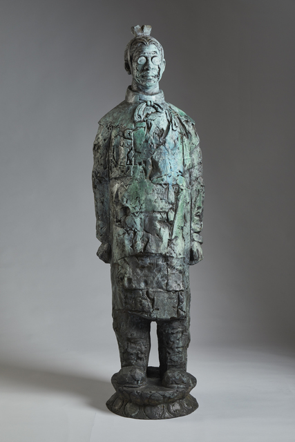 Wanxin Zhang, 'Made in China', 2014, Catharine Clark Gallery