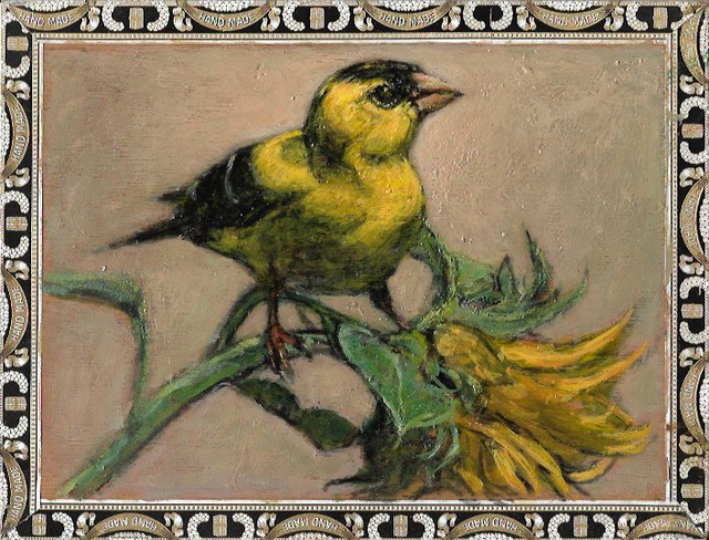, 'Goldfinch / A. Fuente,' , Gail Severn Gallery