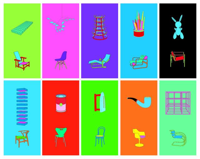 , 'Art and Design,' 2012, Jenkins Johnson Gallery