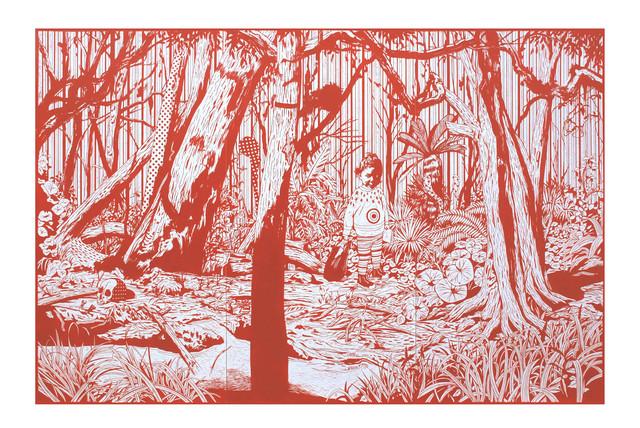 Kenichi Yokono, 'Sleepwalking', 2010, DENK Gallery