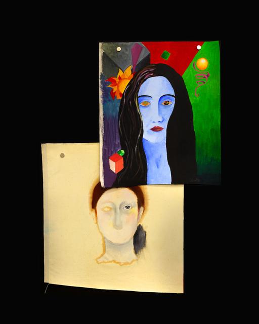 , 'Untitled,' 1993, Baert Gallery