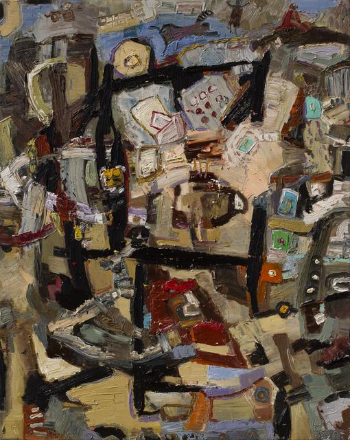 Liu Maonian, '几千年就一个故事', 2015, Juliette Culture and Art Development Co. Ltd.