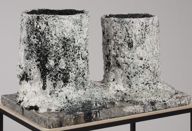 , 'Crucible Cham-Twin,' 2018, Steve Turner