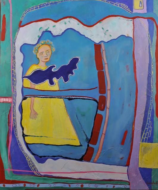 , 'Santa Reparata Death part II,' , Castlegate House Gallery