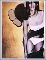 KAWS, Christy Turlington