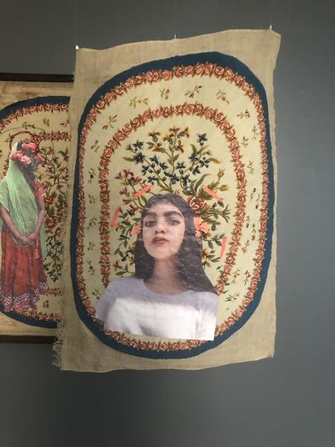 Alka Dass, 'The skin speaks its own language', 2019, 99 Loop Gallery