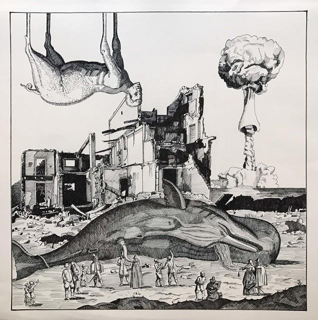 , 'Dibujo 10,' 2017, Blanca Soto Arte