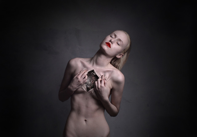 , 'So Heartless,' 2011, Anna Laudel