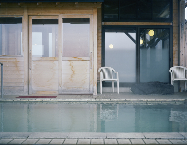, 'Pool and Moon from series Being Present,' 2012, Temnikova & Kasela
