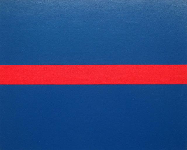 Daniel Göttin, 'Untitled 1 2001 (Abstract painting)', 2001, IdeelArt