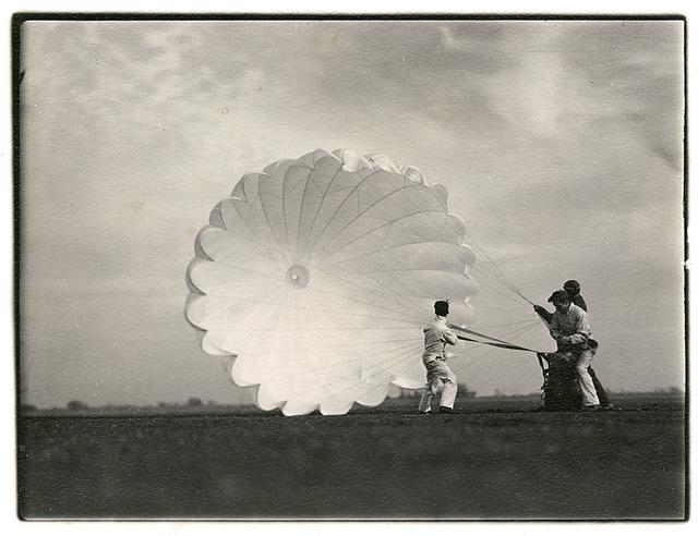 , 'Untitled #76 (Twenty Parachutes),' 1937, Wirtz Art