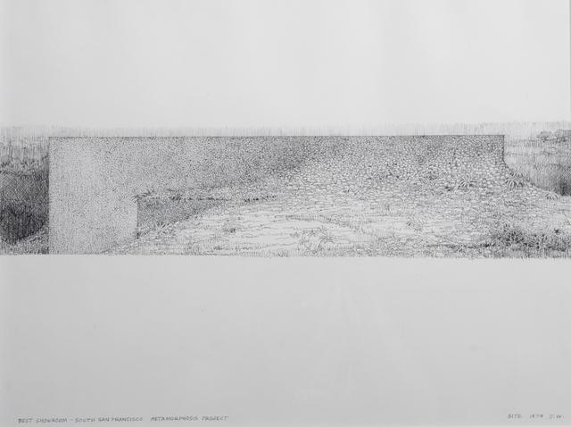 , 'Best Showroom - South San Francisco Metamorphosis Project ,' 1979, Rhona Hoffman Gallery