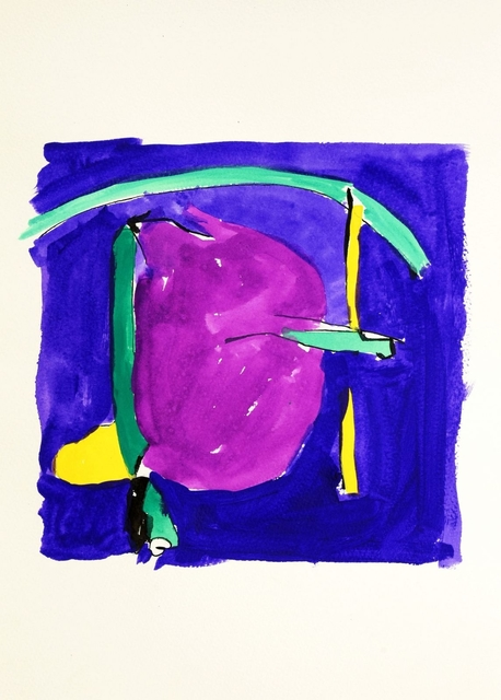 , 'Untitled (Study, Sometimes | Wish),' 2016, Galerie Kornfeld