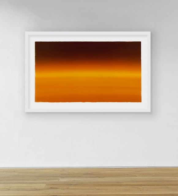 , 'Golden May (ii),' 2002, HackelBury Fine Art