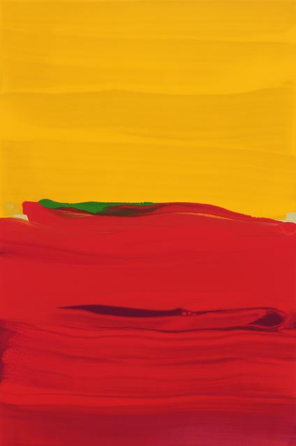 , 'Edo color IV,' 2014, Max Estrella