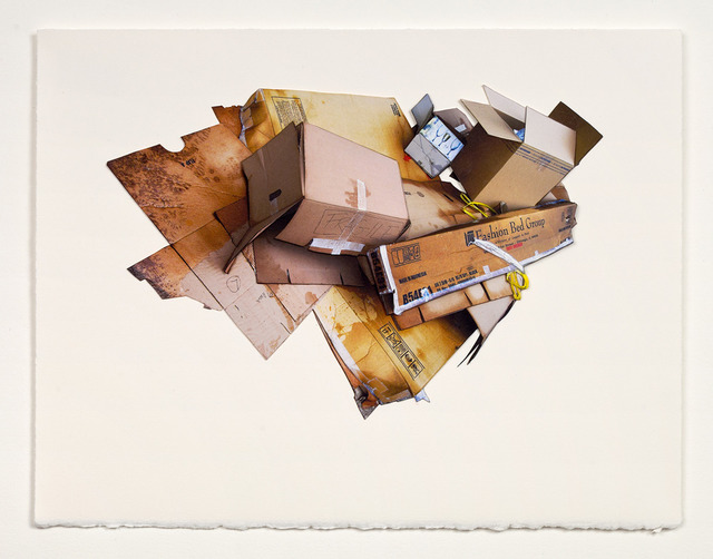, 'Boxes #1,' , Robert Mann Gallery
