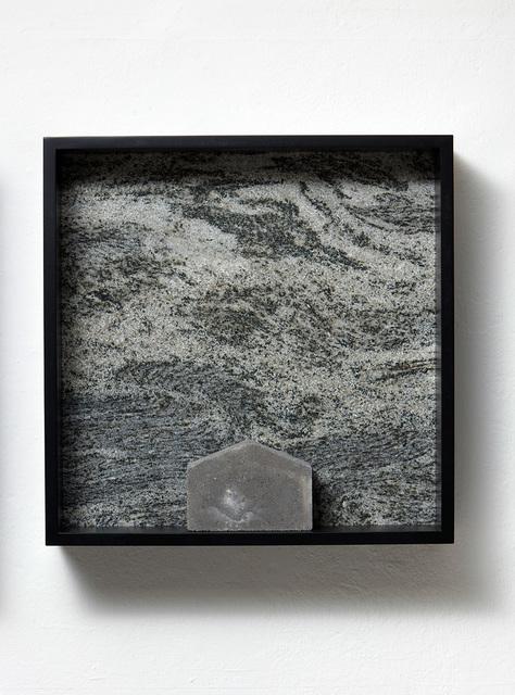 , 'Versteinerter Himmel XXVI, (Petrified Sky XXVI),' 1983, Wentrup