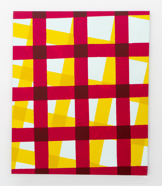 , 'The beet table-cloth on the yellow table-cloth,' 2014, narrative projects