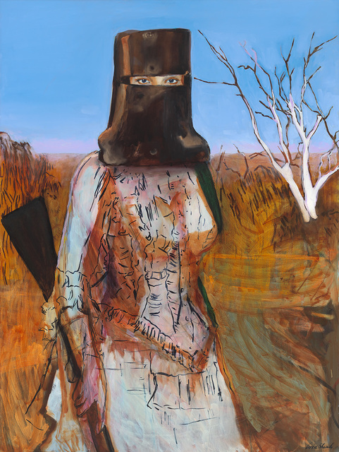 Gria Shead, 'Stringybark Masque', 2015, Nanda\Hobbs