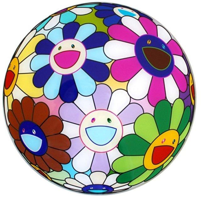 Takashi Murakami, 'Flower Dumpling', 2013, Marcel Katz Art