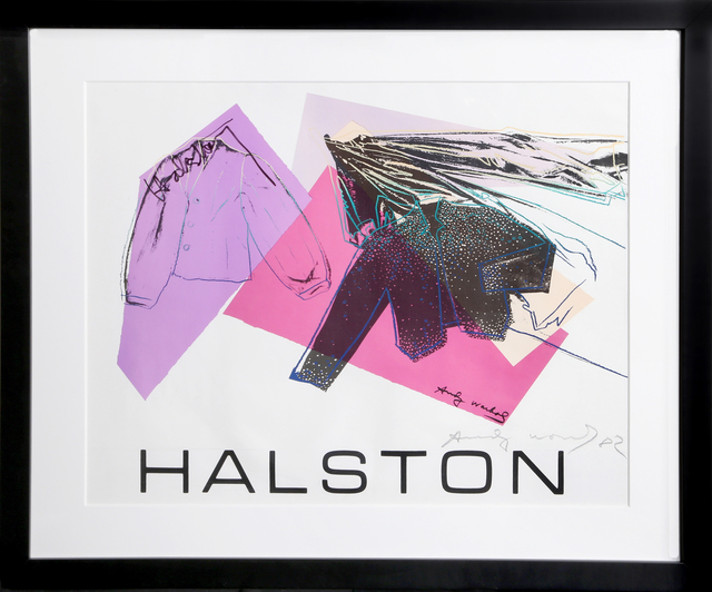 Andy Warhol, 'Halston Advertising Campaign: Women's Wear', 1982, RoGallery