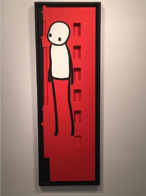 Stik, 'Immigrant', 2017, Maddox Gallery