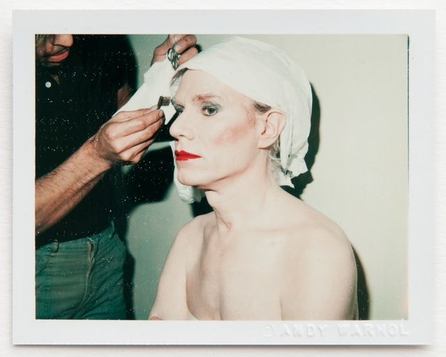 , 'Andy Warhol, Self-Portrait in Drag (Andy Warhol in Drag), 1981,' 1981, Hedges Projects