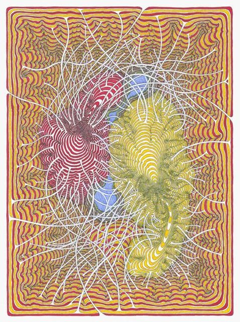 , 'Interior Elements,' 2015, Michel Soskine Inc.