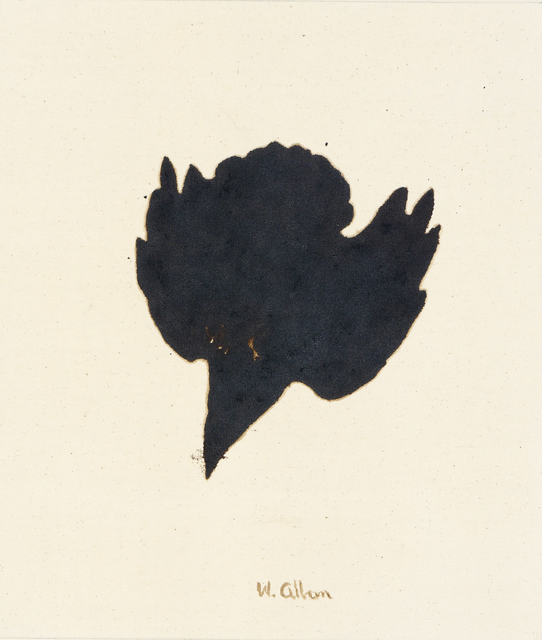 , 'Crow #10,' 2016, Anglim Gilbert Gallery