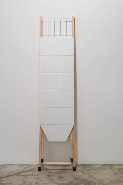 , 'Tábua (white),' 2015, Galeria Jaqueline Martins