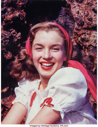 Norma Jeane #21, Castle Rock, California