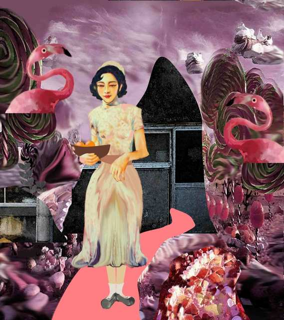 , 'Shui Yuan Lin Legend – Second Episode,' 2014, Liang Gallery