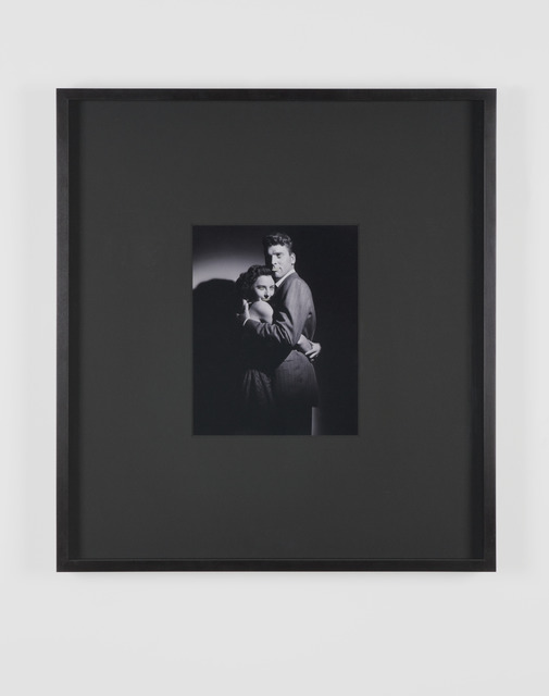 , 'Blind Burt Lancaster and Barbara Stanwyck (mirrored eyes),' 2004, Dvir Gallery