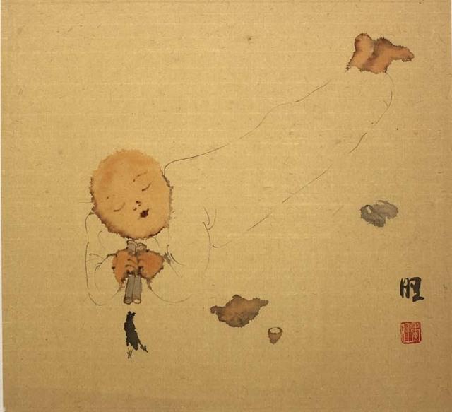 , 'Happy Man 18-9,' 2018, Tao Water Art Gallery