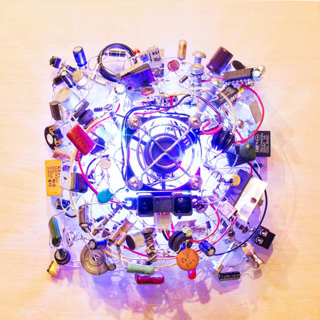 , 'Singularity-016,' 2018, AFA Gallery