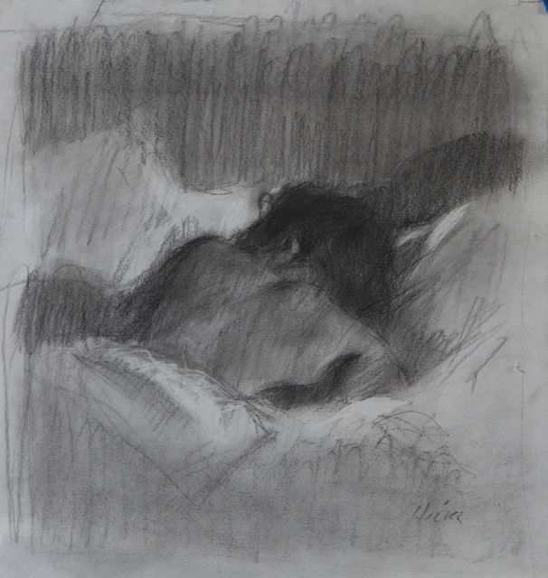 , 'Sharon Sleeping,' , Gallery 1261