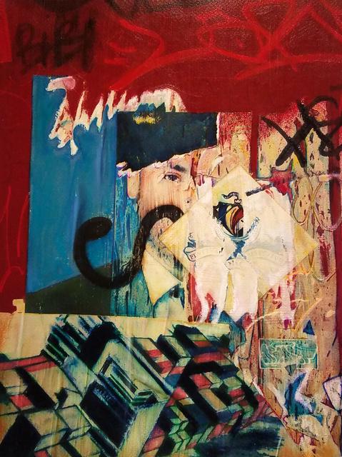 , 'Exile 1,' 2017, Dab Art