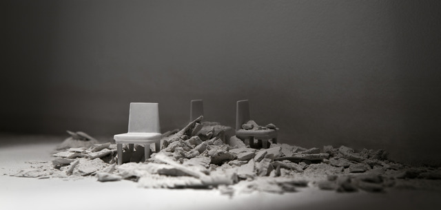 , ''ST II' de la Serie Soledades,' 2013, Adora Calvo