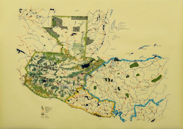 , 'Guatemala: UFCo PBSUCCESS 06.1954,' 2019, Tyler Rollins Fine Art