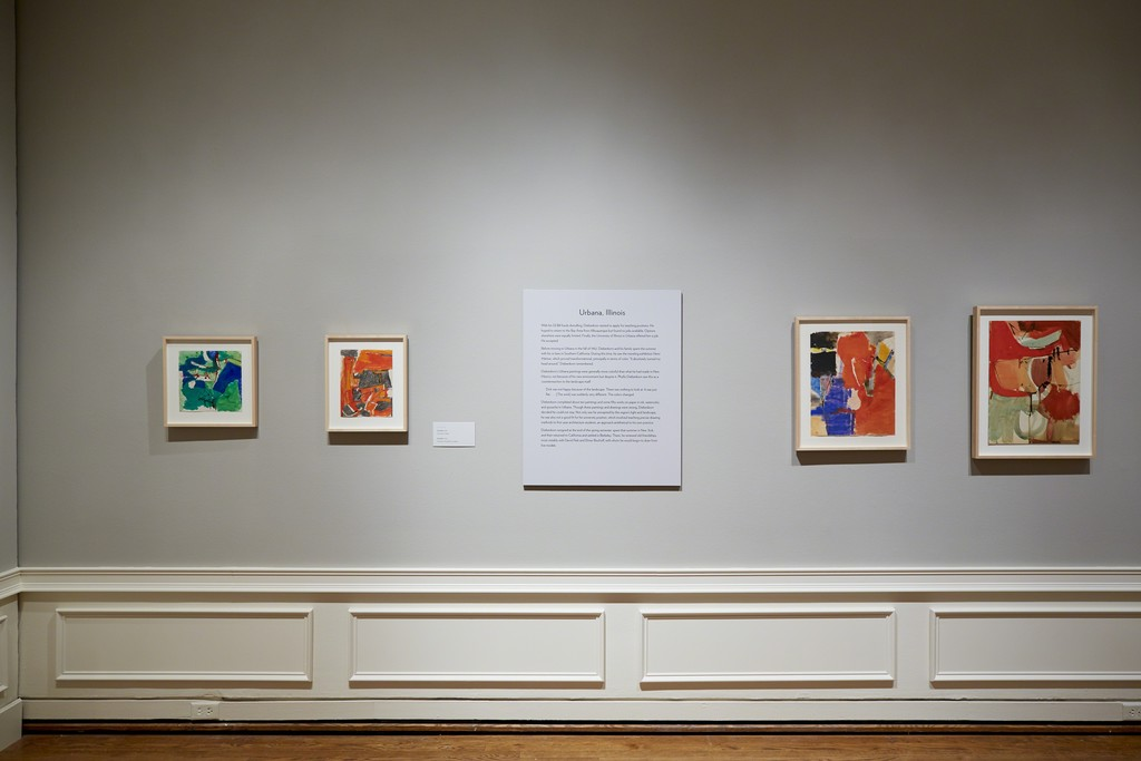 An installation view of the exhibition at the Portland Art Museum, Portland, Oregon, June 16 – September 23, 2018