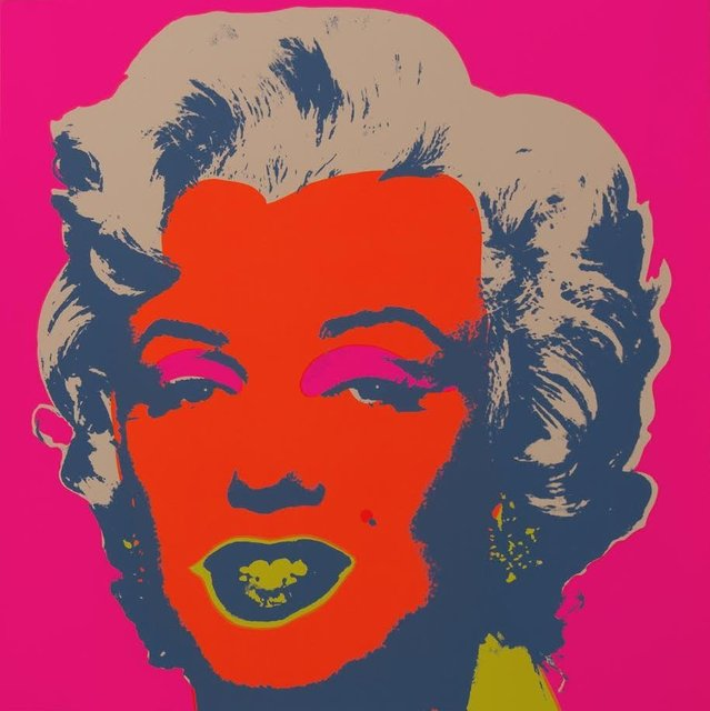 Andy Warhol, 'Marilyn Red Pink - Sunday B. Morning (After)', ARTEDIO