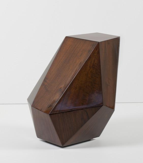 Achille Salvagni, 'Emerald Side Table', 2013, Design/Decorative Art, Polished royal oak, Maison Gerard
