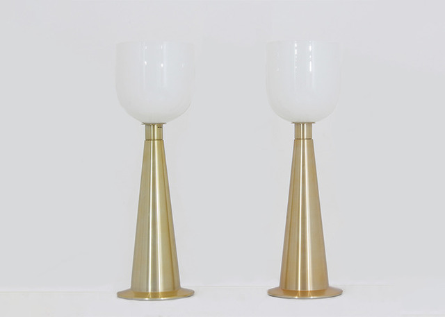 Hans Agne Jacobsson, 'Pair of rare table lamps by Hans Agne Jakobsson', 1960-1969, Dimoregallery
