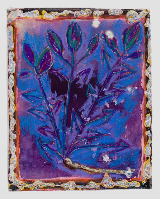 Angelina Gualdoni, 'Arrow Plant', 2019, Asya Geisberg Gallery